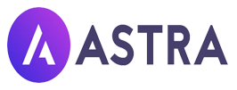 Logo astra Fondo transparente